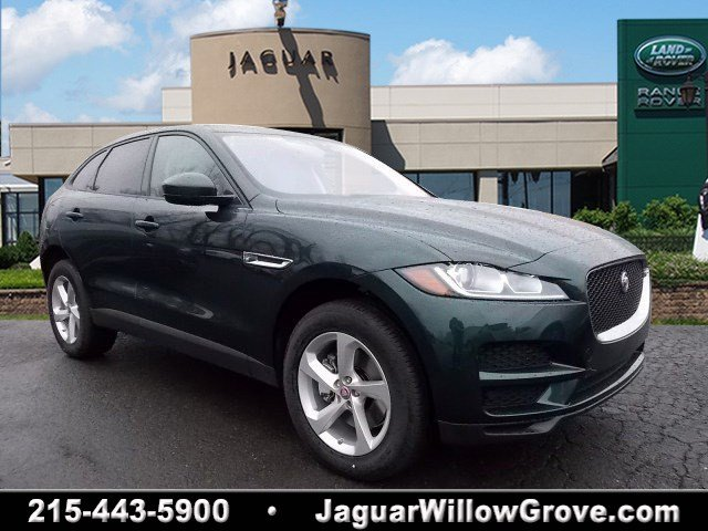 certified pre owned 2017 jaguar f pace 35t premium sport utility in willow grove j17044 land. Black Bedroom Furniture Sets. Home Design Ideas
